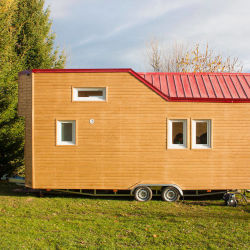 Tiny House von Rolling Tiny House