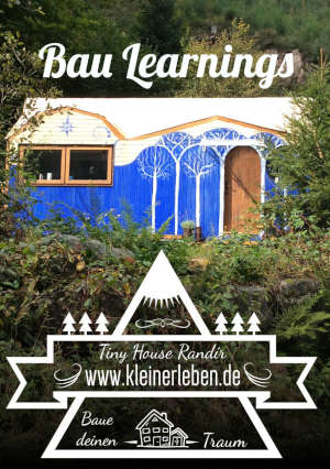 Tiny House Bau Learnings Cover